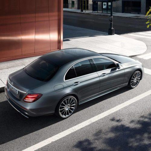 Mykonos Transfers Mercedes E-Class