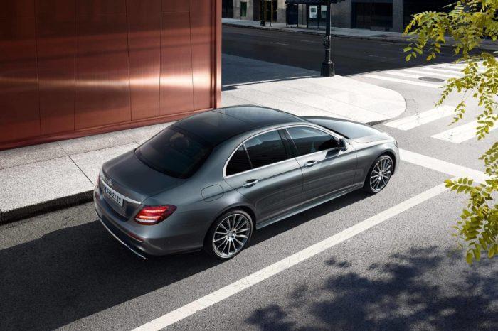 Mercedes E-Class Sedan