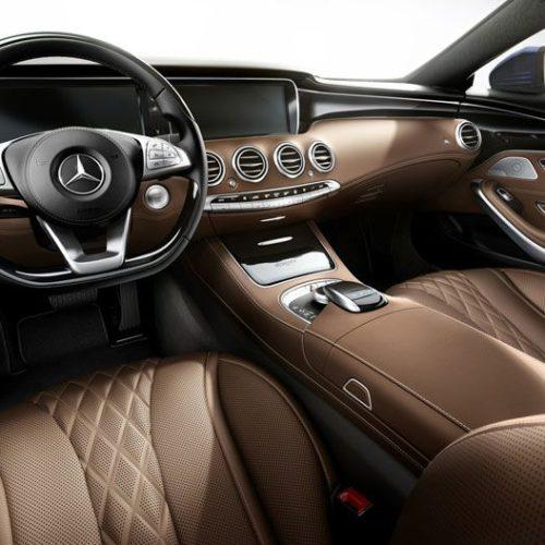 Mykonos Transfers Mercedes S-Class Limo