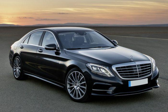 Mercedes S-Class Limo