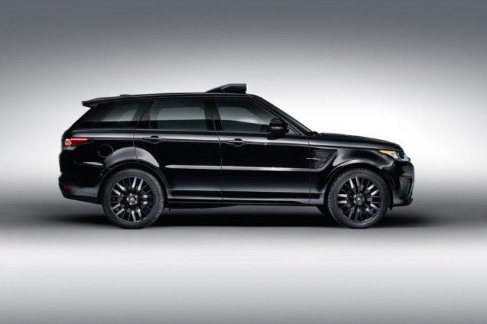 Range Rover Sport (Luxury) – SUV