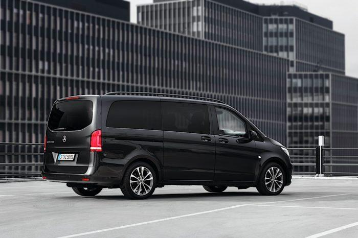 Mercedes Vito Tourer (Executive) – Mini van